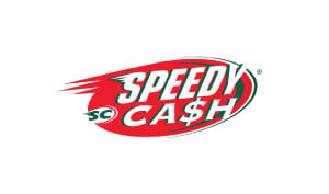 Krysta Wallrauch Voice Overs Speedy Cash Logo