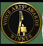 SOVAS voice arts awards winner